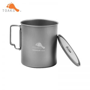 Lightweight Hiking Pot 750ml