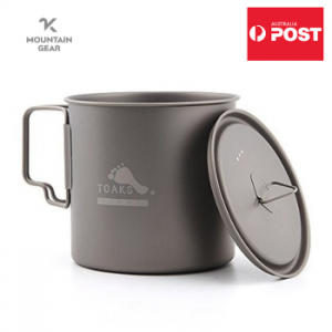 Lightweight Hiking Pot 650ml